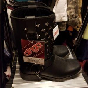Nwt Dingo Boots